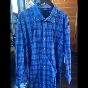 Men's Long Sleeve Dress/Casual Shirl